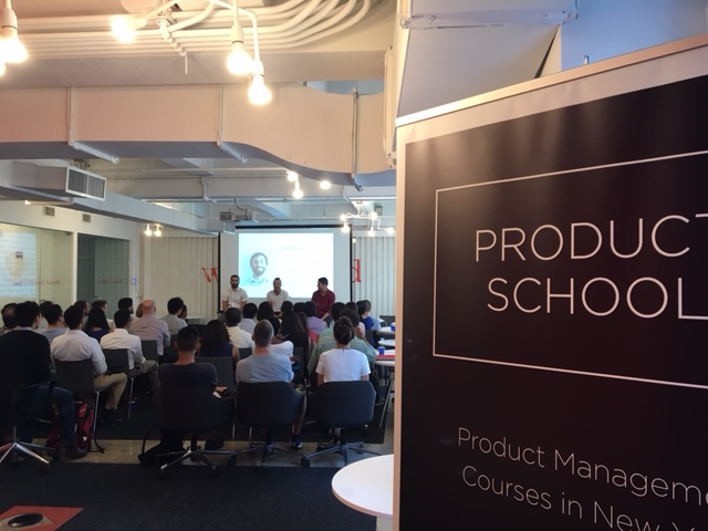 New York Info Session Product School CEO