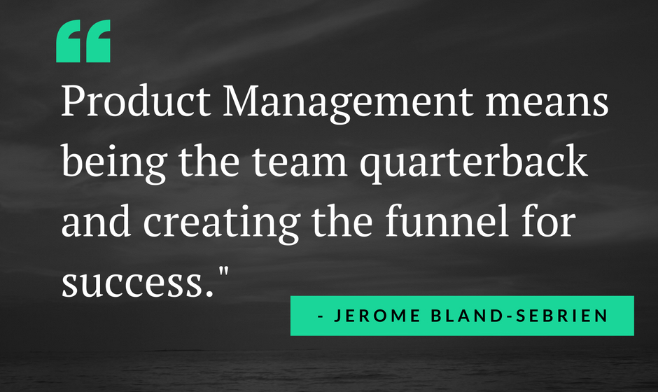 Product Management Interview Jerome