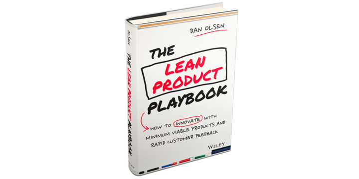 Live chat with Dan Olsen, Author of The Lean Product Playbook