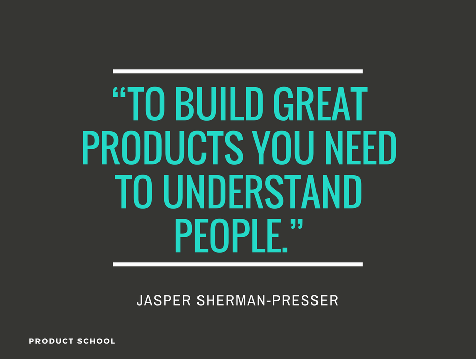 Products Are About People with LinkedIn's PM