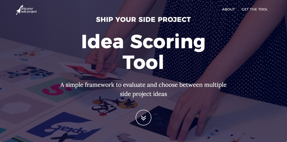 Ship your side project